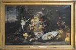 Snyders, Frans. Fruits. Le Louvre