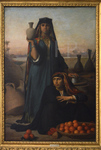 Clément, Félix. Marchandes d'oranges égyptiennes. 1872. MBA Nice.
