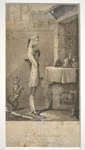 Commarieux, Les Gastronomes sans argent, 1810, BM de Rouen.