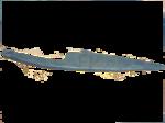 Couteau en fer, IIe siècle, Arles