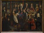 Gérard DAVID, Les noces de Cana, Le Louvre.