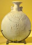 Gourde portant un vœu, -590. Le Louvre