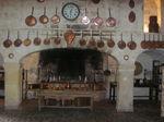 Cuisine du château de Brissac. Fin XVIe.