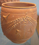 Gobelet, céramique, vers 80, Arles