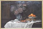 Eugène Boudin, NM aux fruits, vers 1858