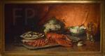 Guillaume Fouace, Le déjeuner de carême, 1872, Cherbourg.