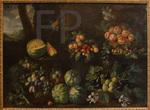 Brugnoli, Giovani. Fruits. Env 1700. MBA Caen.