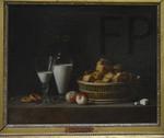Delaporte, Henri Horace. La petite collation, 1787, Le Louvre.