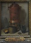 J.-S. Chardin, La fontaine de cuivre, vers 1733-1734, Le louvre.