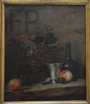 J.-S. Chardin, Le panier de raisins, avant 1728, Le louvre.