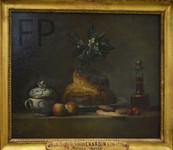J.-S. Chardin, La brioche, 1763, Le Louvre.