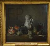 J.-S. Chardin, Raisins et grenades, 1763, Le Louvre.