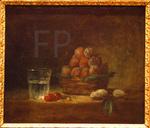 J.-S. Chardin, Panier de prunes, MBA Rennes.