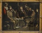 Le Nain, Repas de paysans,1642. Le Louvre.
