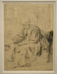 Metsu, La faiseuse de crêpes, 1655, Le Louvre