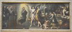 Murillon, La cuisine des anges, 1646. Le Louvre