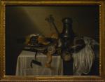 Boelema de Stomme, NM au pâté truffé, 1644, MBA Nantes