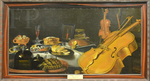 Claesz, NM aux instruments de musique, 1623, Le Louvre