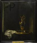 Dou, L'aiguillère d'argent, vers 1663. Le Louvre.