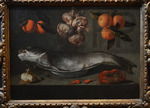 Gomes Figueira, NM au poisson, Le Louvre, 1645.