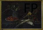 Hofmann, Samuel, Fruits et légumes, Le Louvre, 1640