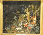 Mignon, Nid de pinsons, 1670, Le Louvre