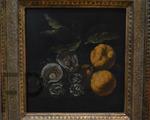 Recco, Giuseppe, NM aux huîtres et aux coings, Le Louvre.