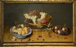 Soreau Isaak, NM de fruits et de fleurs, vers 1630-1640. Petit Palais, Paris