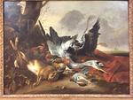 Weenix Jan-Baptist, Etalage de gibier mort, vers 1640-1655. Petit Palais, Paris.